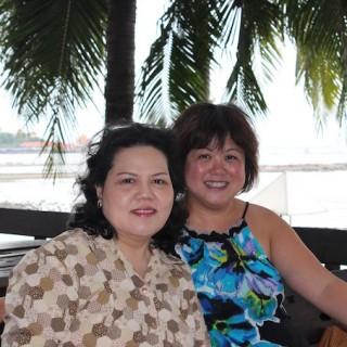 Bangkok cousin Chitra