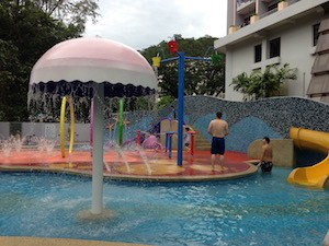 Pool Bayview Penang