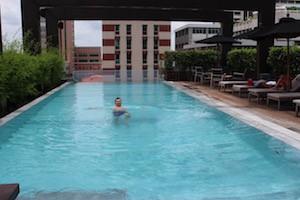 Pool Hotel Vie Bangkok
