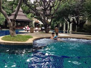 Pool Khum Phaya Chiangmai