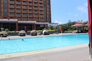 Pool Novotel Singapore