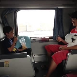 Train sociable