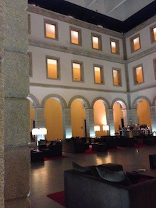 Hotel that was a hospital 300