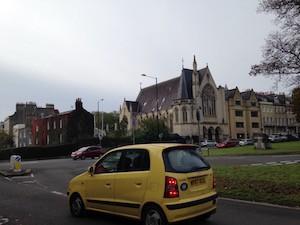 Clifton in Bristol