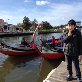 Alveiro canal boat