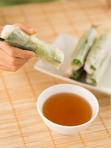 Vietnamese Spring Roll Dipping Sauce Recipe - 225x300