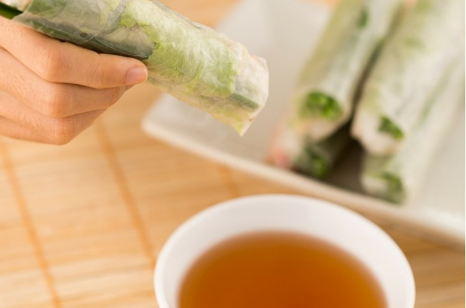 Vietnamese Spring Roll Dipping Sauce