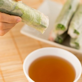 Vietnamese Spring Roll Dipping Sauce Recipe