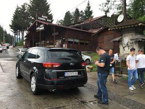 Brasov Spring Water stop