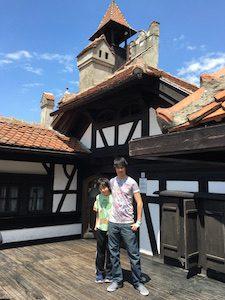 Bran Castle D and J