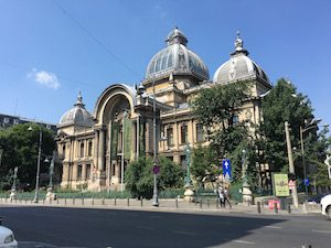 Bucharest bank