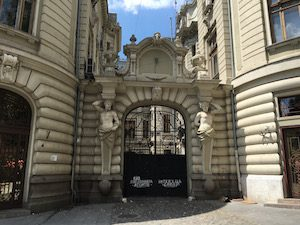 Bucharest gate