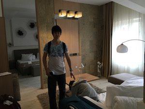 Cluj room