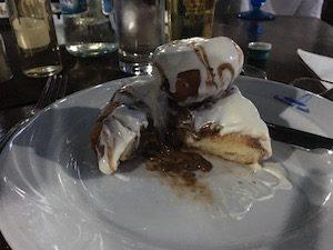 Delta dessert