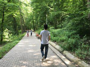 Medias park walk