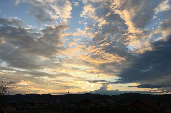 Medias sunset