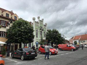 Sibiu buildings