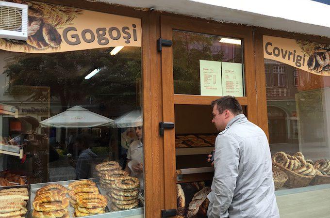 Sibiu shop