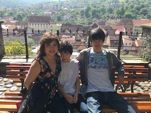 Sighisoara family