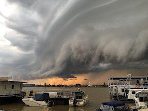 Tulcea cloud