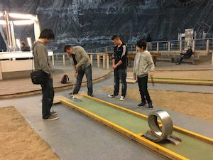 Turda Crazy Golf